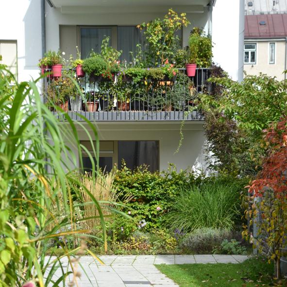 Genossenschaftliches Wohnen FrauenWohnen & WOGENO – München Westendstraße
